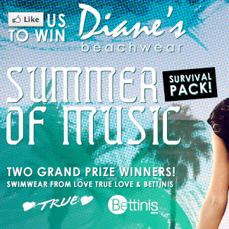 Summer of Music Contest  Our Work Design