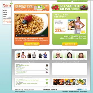 Trim360  Our Work E-Commerce